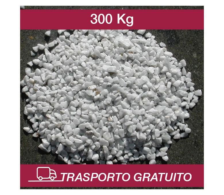 Granulato Bianco Carrara