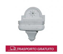 Fontana Fiuggi in Travertino o Peperino