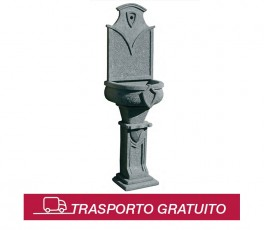 Fontana Marino in Travertino o Peperino
