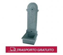 Fontana modello Nettuno realizzata sia in Travertino che in Peperino.
